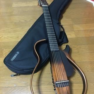 ヤマハサイレントギター
