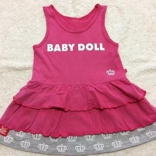 baby doll セット  800円