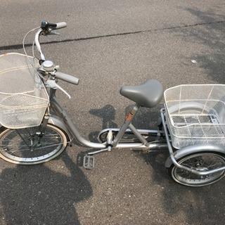 売れました。三輪自転車