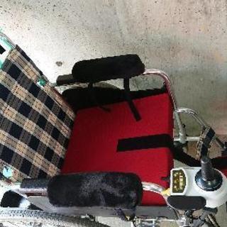 車椅子クッション