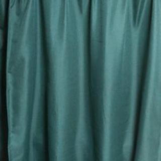 9月1日以降引渡し*ダークグリーン遮光小窓カーテン 縦141cm横...