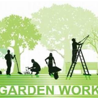 庭仕事・草むしり承ります。