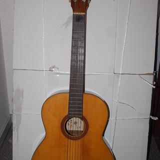 【値下げ】クラシックギター 巨匠林栄一氏作 白樺 中古