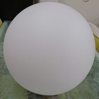展示品 径φ350 大型球体スタンドライト ODELIC オーデリ...
