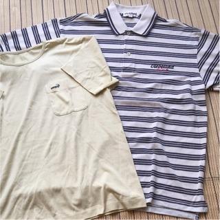 ポロシャツとTシャツ(手渡し)新品