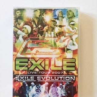 【美品】EXILE(エグザイル)3枚組 DVD 2007