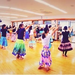 船橋でフラダンス9月より新曲! 初心者歓迎