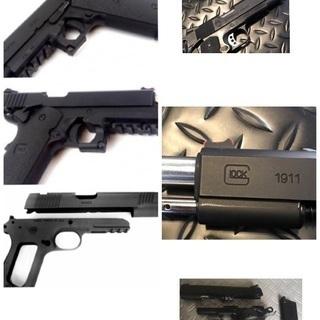 新品 東京マルイ グロック M1911 Co2 ブローバック GBB