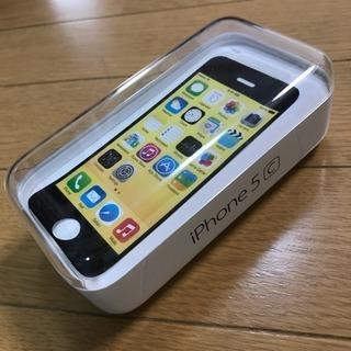 販売終了★iPhone 5c 純正ケース★ステッカー付★アップル...