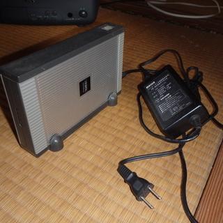 外付けハードディスク 160ギガバイト