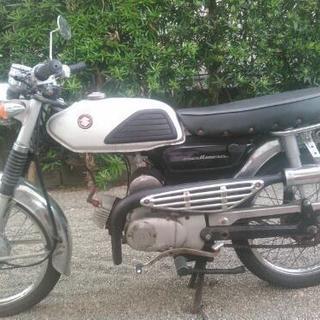スズキコレダスクランブラー50CC‼