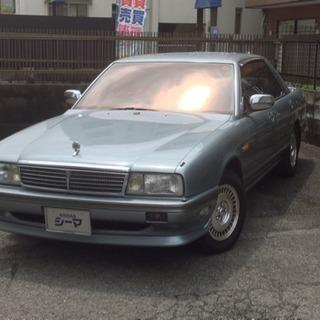 当時物‼️新車展示用プレート 非売品 y31 y32 シーマ