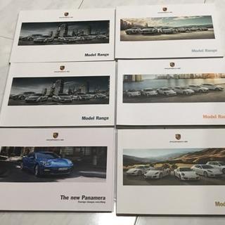 ポルシェ model Range & new Panamera カ...