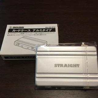 新品未使用‼️工具メーカーストレート アタッシュケース型 名刺入れ...