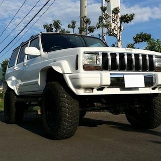 【車検付!】 Jeep チェロキー 走行6万キロ 状態良好!!