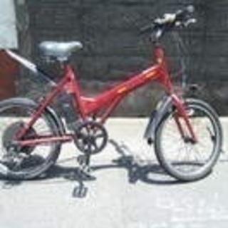 電動ハイブリッド自転車 IGNIO