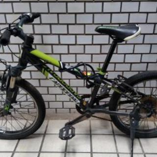 子供用20インチCANNONDALEマウンテンバイク