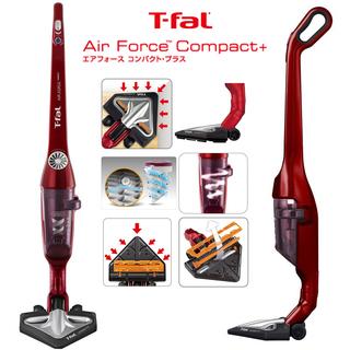 T-fal サイクロン式スティック型コードレスクリーナー Air ...