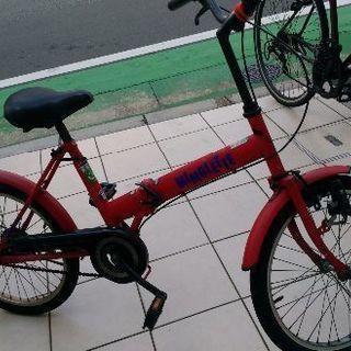 【格安】折りたたみ自転車