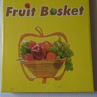 新品 おしゃれでかわいいフルーツバスケット