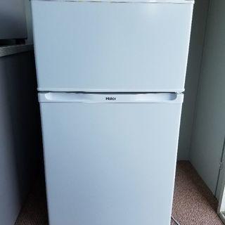 冷蔵庫 14年製 91L ハイアール 一人暮しに 冷凍 冷蔵庫