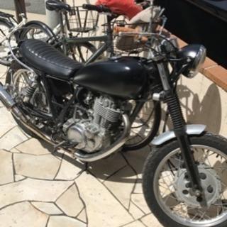 SR400とバイク交換願います!