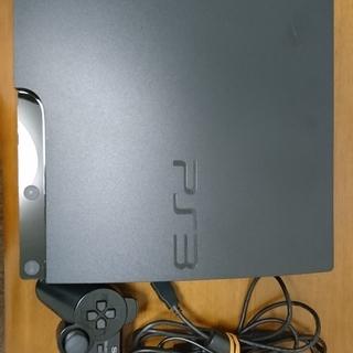 中古PS3 CECH-3000A(160GB)箱あり+ソフト2本おまけ