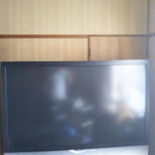 ビクターの大型60インチテレビです。