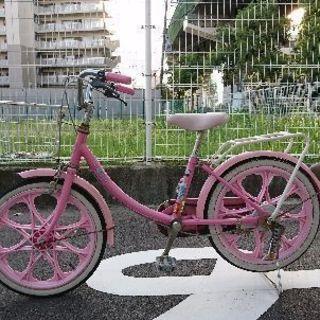 女児 自転車