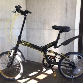 レイチェル 折り畳み自転車 20インチ