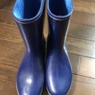 雨靴 サイズ22cm