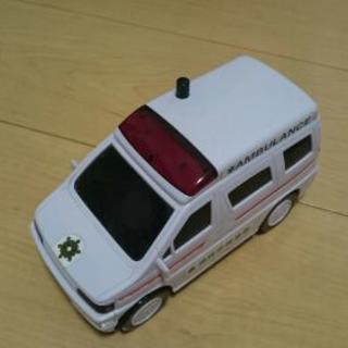 ※値下げ【男の子】救急車