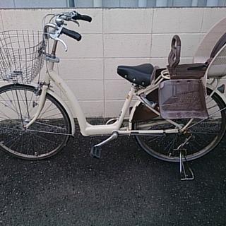自転車(3人乗り)の後部チャイルドシートのみ