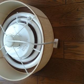 アジアンテイストのランプ