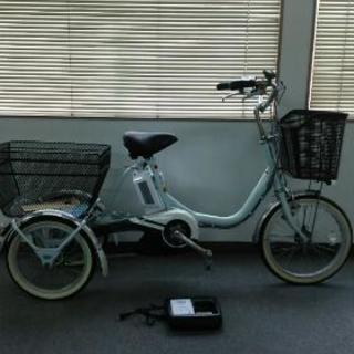 YAMAHA PASワゴン 3輪モデル 電動自転車 美品