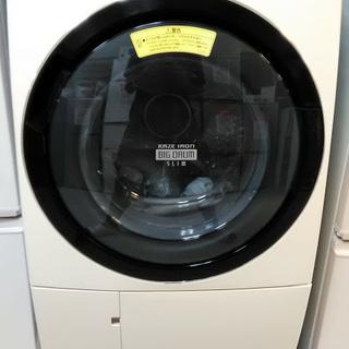 【期間限定30%OFF・全国送料無料・半年保証】ドラム式洗濯機 ...