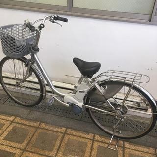 パナソニック VIVI 電動アシスト自転車