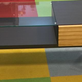 【美品】フランフランの引き出し付きテーブル