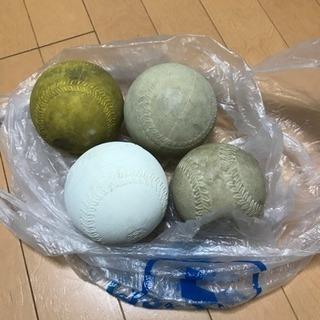 ソフトボール1号2号ボール