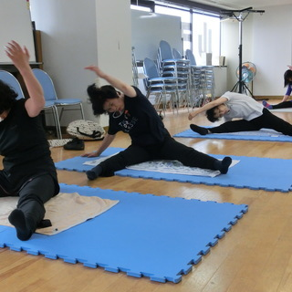 【健康体操】トライビクスの 「ニュートラル体操」 「心も喜ぶ楽し...