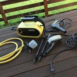 ケルヒャー 家庭用高圧洗浄器 JTK38 ジャパネット限定モデル ...