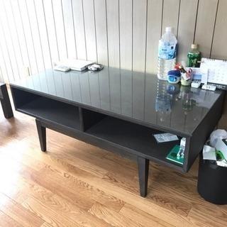 【お譲り致します】ローテブルでもテレビ台でも可能なテーブル