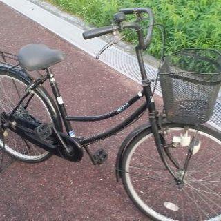 【要8月中受取、8月30日〆 】自転車 変速無