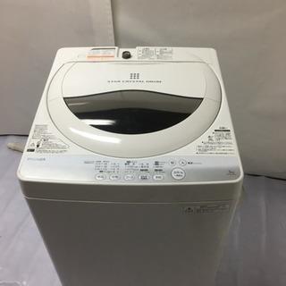 TOSHIBA  洗濯機   5kg   AW-50GM   【2...
