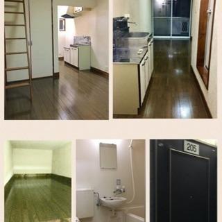 1ヶ月フリーレント 敷礼0円 アクアコート3 205号室 1R+ロ...