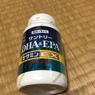 サントリーDHA&EPAセサミンEXオリザプラス