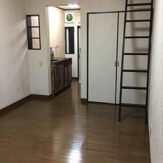 敷礼0円 アクアコート2 205号室 1R+広いロフト