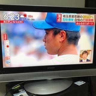 三菱 テレビ REAL LCDー32MX60