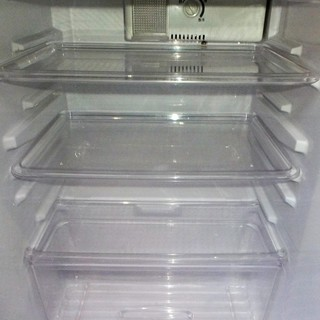☆MUJI 無印良品 東芝 M-R14C 137L 2ドア冷凍冷蔵庫◆明るい良品計画 - 売ります・あげます