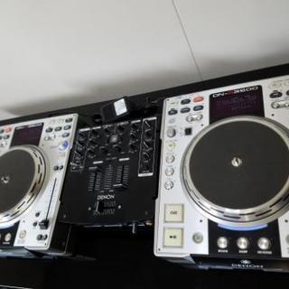 【完動品】DJセット DN-S3500 DN-X120
